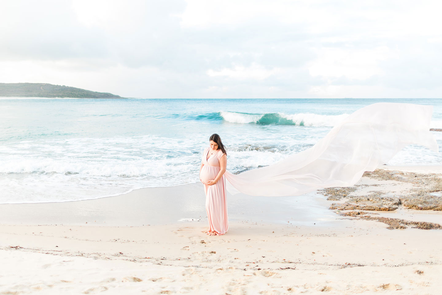 NMaternity Photography Sydney Beach
