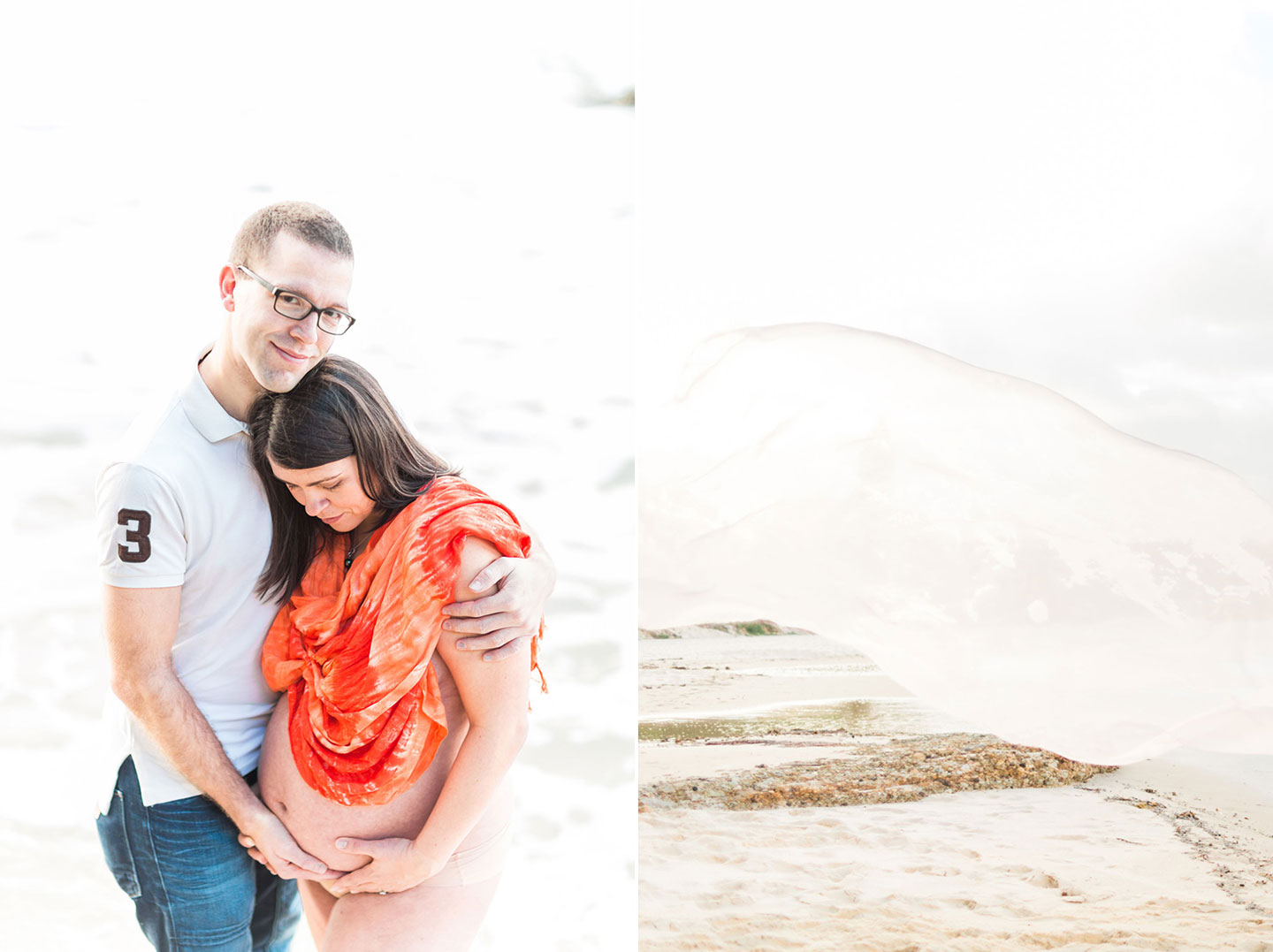 Maternity Photography Sydney Beach