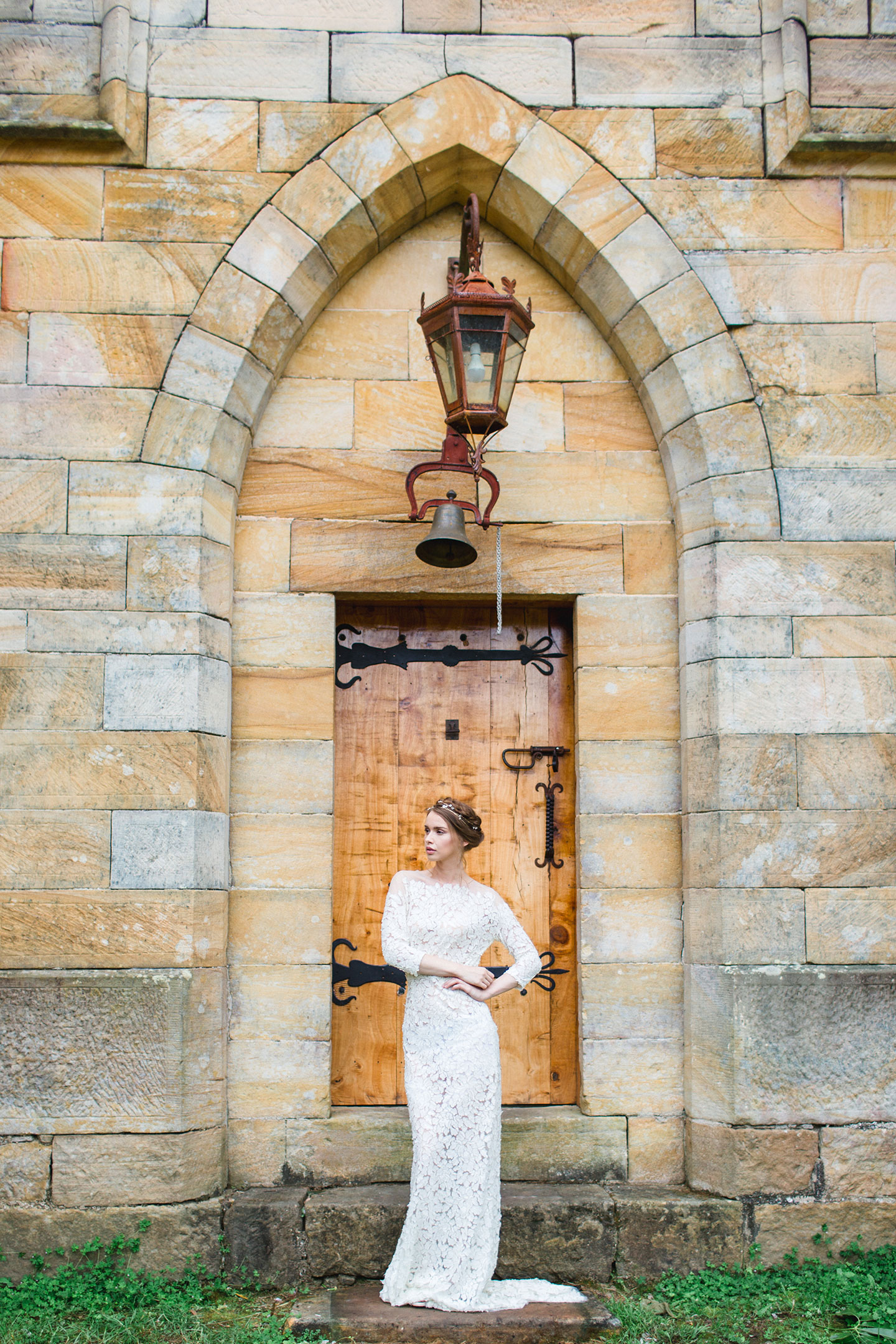 Central Coast Wedding Photography - Bridal Editoral - St Josephs