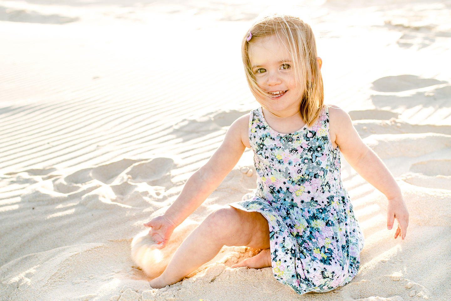 Norah Head Beach Family Session Portraits